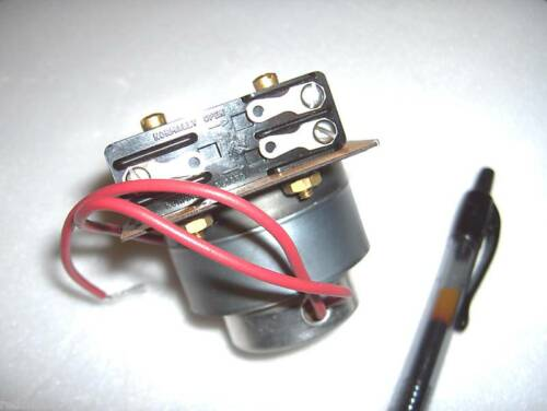 20 A Switch ¼ RPH NEW Timer Motor