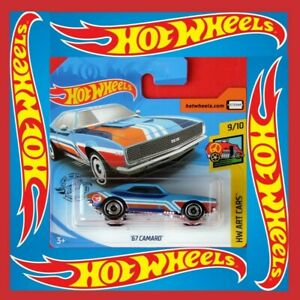 Hot-Wheels-2019-67-CAMARO-TREASURE-HUNT-248-250-NEU-amp-OVP