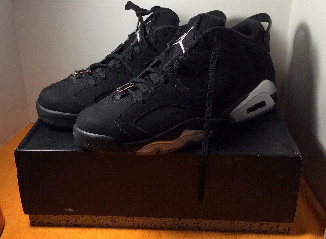 2015 Nike Air Jordan VI 6 Retro Low