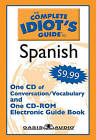 Complete Idiot's Guide to Spanish by Linguistics Team (Mixed media product)