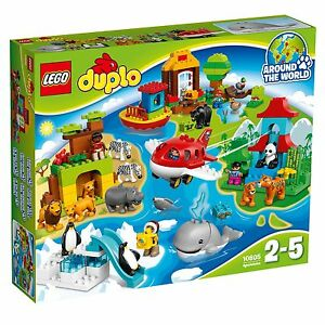 Lego® Duplo® 10805 une fois autour du monde Ov__ autour du monde Nouveau Misb Nrfb