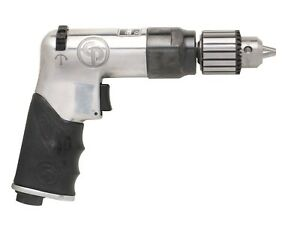 """CP789R-42 Chicago Pneumatic 3//8/"""" Super Duty Reversible Air Drill"""