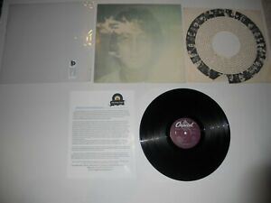 John-Lennon-Imagine-Purple-Label-Analog-039-78-EXC-USA-ULTRASONIC-Clean