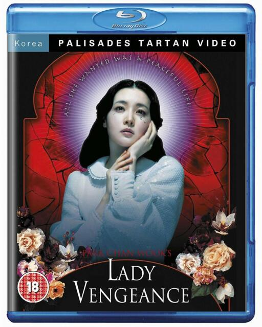 Yeong-Ae Lee-Lady Vengeance BLURAY DISC