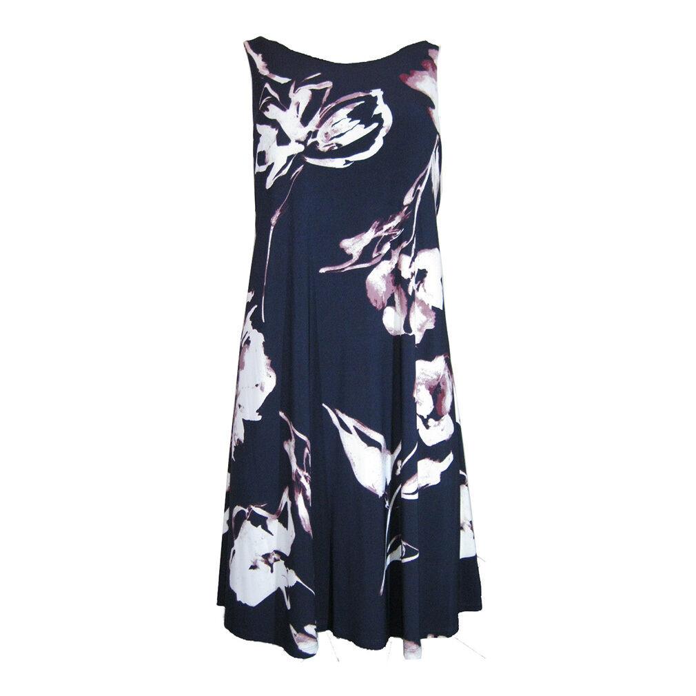Lauren Ralph Lauren Floral Shift Dress, Size-14