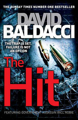 1 of 1 - The Hit by David Baldacci (Hardback, 2013)