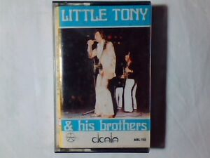 LITTLE-TONY-amp-HIS-BROTHERS-Rock-039-n-roll-mc-RARISSIMA-NUOVA-CHUCK-BERRY