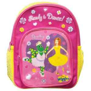 The-Wiggles-Dorothy-and-Emma-034-Ready-to-Dance-034-backpackNew-Kinder-Daycare