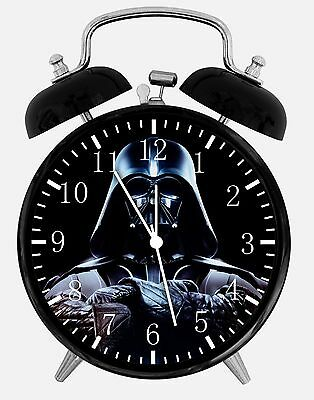 "Adaptable Anakin Skywalker Star Wars Darth Vader Alarm Desk Clock 3.75"" Room Decor E54 En Digestion Helping"
