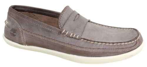 Timberland Earthkeepers Heritage Mens Brown Fade Leather Loafers Shoes A13ZG D41