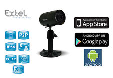 TELECAMERA IP P2P 3G EXTEL LYMA VIDEOSORVEGLIANZA APP GRATUITE PER SMARTPHONE