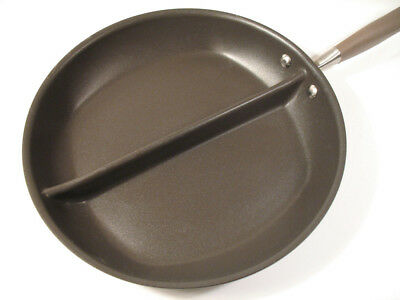 Anolon Advanced Hard Anodized Non Stick 12 5 Inch Divided