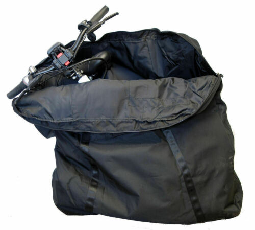 """24/"""" Falträder Faltrad Transporttasche Faltradtasche /""""STOW BAG XL/"""" für 20/"""""""
