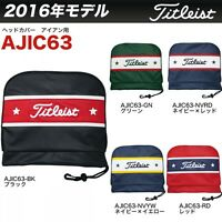 Titleist Japan IRON cover Headcover Japanese Limited AJIC63 2016 New Model