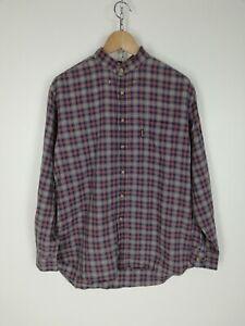 BARBOUR-Camicia-Shirt-Maglia-Chemise-Camisa-Hemd-Tg-L-Uomo-Man