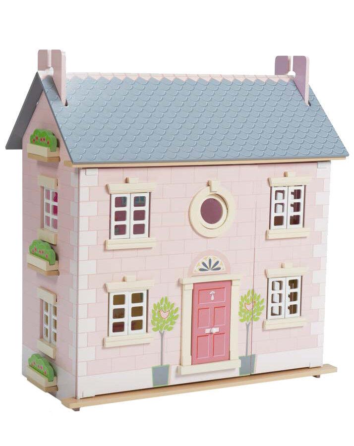 Le Toy van daisylane Bay Tree casa de muñecas casa juguetes de madera