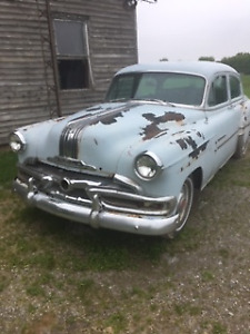 1953 Pontiac Pathfinder for sale as is