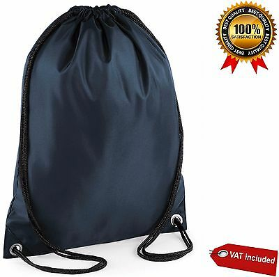 Mochila Con Cordón Mochila bolsa saco impermeable Swim School Zapatos Gimnasio Deporte Nuevo
