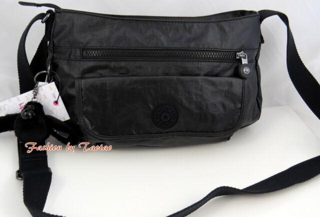 New with Tag KIPLING KEEFE Shoulder Crossbody Bag w Furry Monkey
