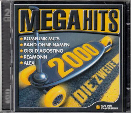 1 von 1 - MEGAHITS 2000 - DIE ZWEITE / 2 CD-SET - NEU