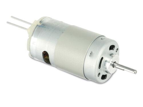 Dc Motor Bosch Johnson 13 V 1397220231 3C2651//546