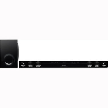 Sharp 2.1Ch Sound Bar System with Subwoofer