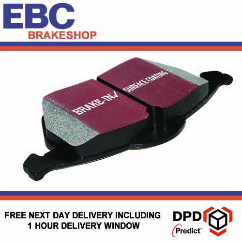 EBC Ultimax Brake pads for TOYOTA Aygo   DP15972005-2014