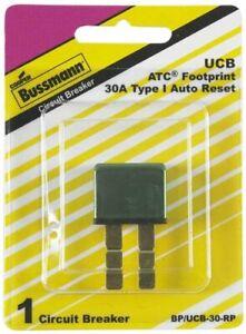 Bussmann UCB-30 Circuit Breaker 30A