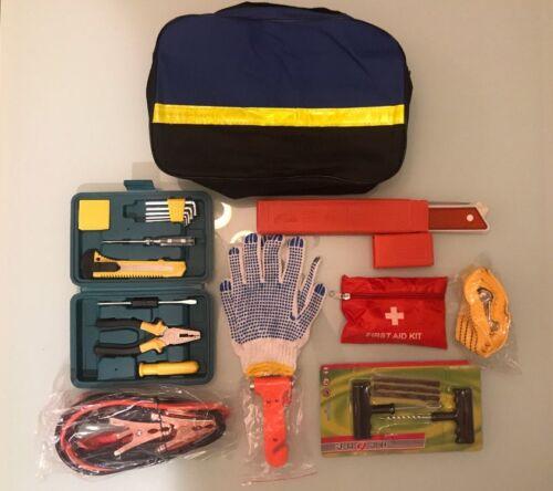 All in One Roadside Assistance Auto Car Emergency Kit Vehicle Emergency Box US