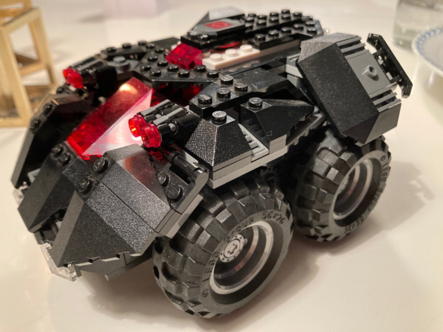 Lego Super heroes, App-Controlled Batmobile 76112, Super…