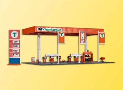 SH Kibri 38705 kit gasolinera nueva de fábrica