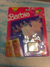 Barbie Lingerie FANCY FRILLS 1991  MIP   #2978 outfit new on card