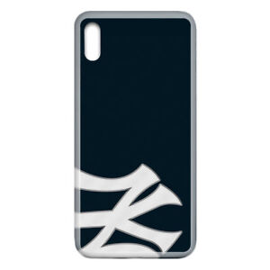 buy online 6f7af a006e Details about For iPhone X/XS/XR/XS MAX Case Cover Skin New York Yankees  Side H