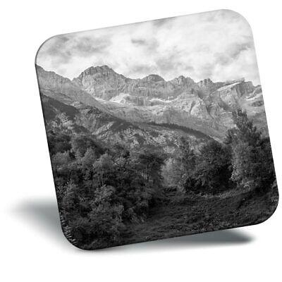 1 x French Pyrenees Mountains Views Classic Fridge Magnet Kitchen #3288