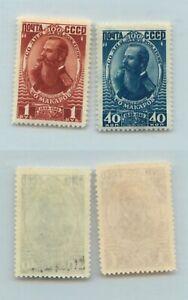 Russia-USSR-1949-SC-1328-1329-mint-g319