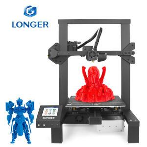 """Longer LK4 Stampante 3D DIY Kit 220x220x250mm con Touchscreen da 2,8 """" Filamento"""