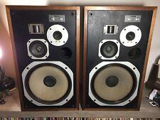 Vintage Pioneer HPM100 Speakers (Please Read Full Description)