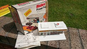 HOT WHEELS Redlines SIZZLERS POWER PAK Boxed 1971 with instructions VGC