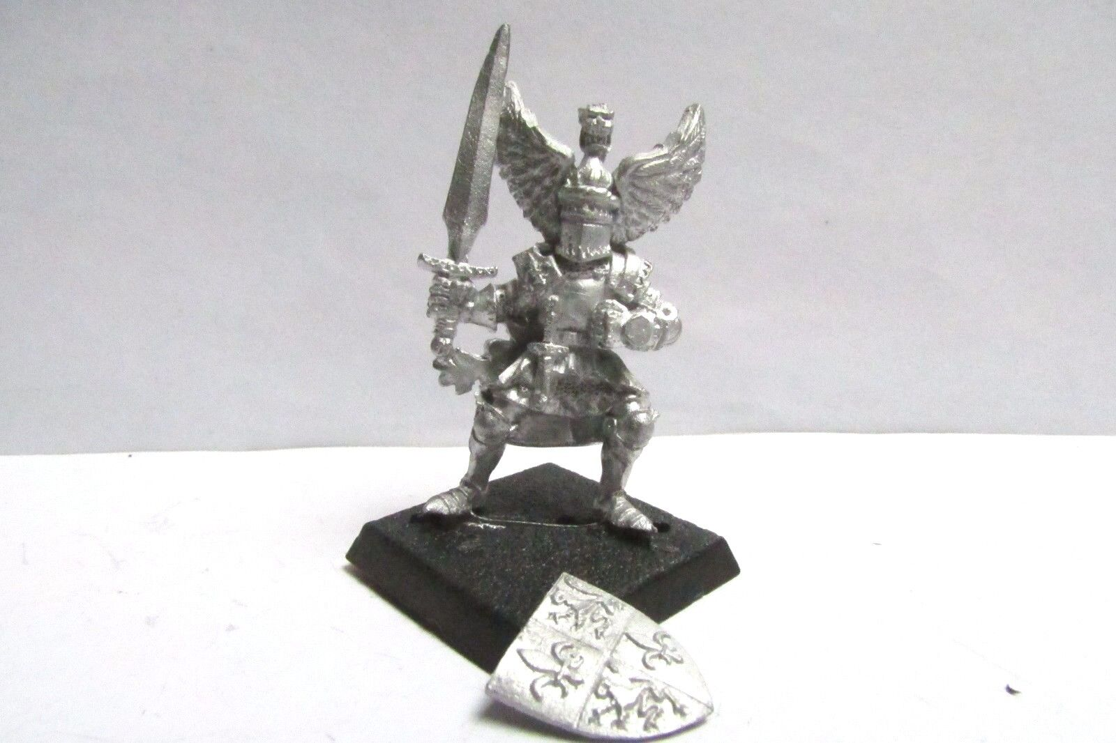 OOP Citadel   Warhammer   Heroquest Bretonnian Knight   Hero