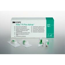 3M ESPE KETAC-FIL PLUS APLICAP ASSORTED - GLASS IONOMER RESTORATIVE - BOX OF 50