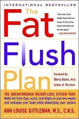 1 of 1 - FAT FLUSH PLAN (UK EDITION), Gittleman, Good Used  Book