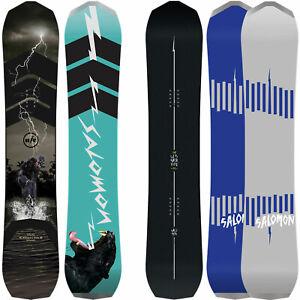 Details about Salomon Assassin Herren Snowboard All Mountain Freestyle Twin 2019 2020 NEU