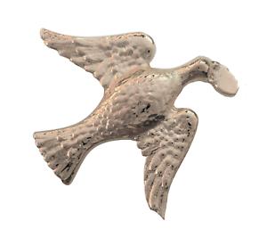 Dove Of Peace Nickel-Plated Symbol For Orange Order Collarette