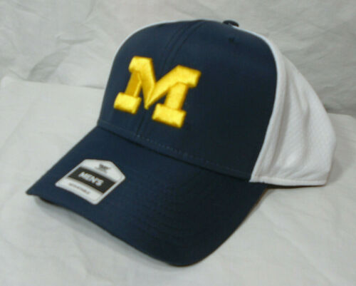 NEW Men/'s OSFM Cap MICHIGAN WOLVERINES NWT Hat One Size Fits Most U of M