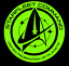thumbnail 5 - Starfleet Command Star Trek Vinyl Decal Window Sticker Cosplay Set Design Car