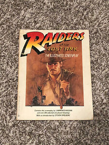 RAIDERS-OF-LOST-ARK-THE-ILLUSTRATED-SCREENPLAY-By-George-Lucas