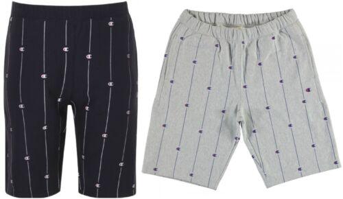 Bermuda Champion Reverse Weave 211676 Uomo Pantaloncini Shorts Stampa Felpa Logo