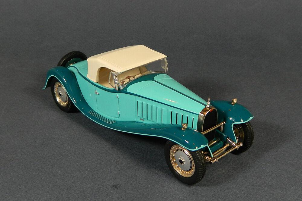 Bugatti Type 41 Royale Roadster Esders 1 IXO MUS004 Mus 004 Muy Rara