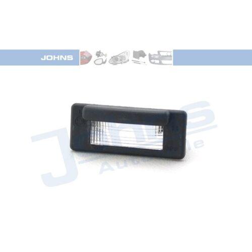 JOHNS 50 63 87-95 Kennzeichen-Beleuchtung Leuchte Lampe MB SPRINTER 901-904