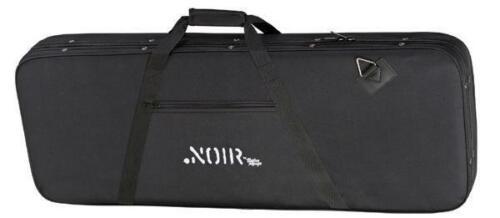 Koffer für Bassgitarre mit Mittelgurt Softcase für E-Bass E-Basskoffer